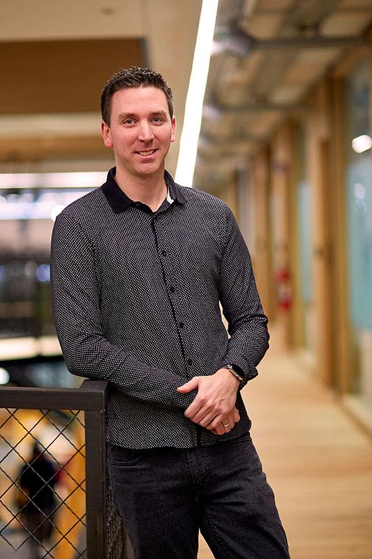 Micha Verboeket, Director Mediaan Hasselt